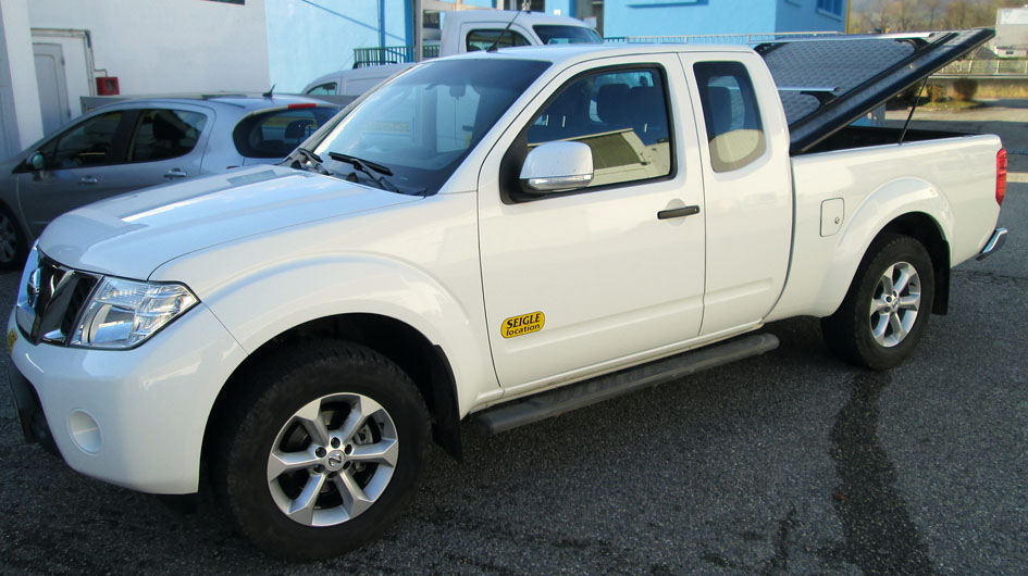 Nissan Navara Seigle Location